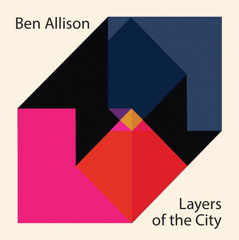 Cover of Ben Allison album