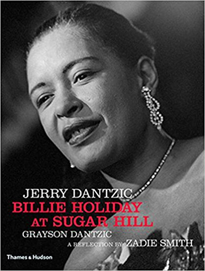 Cover of Billie Holiday book