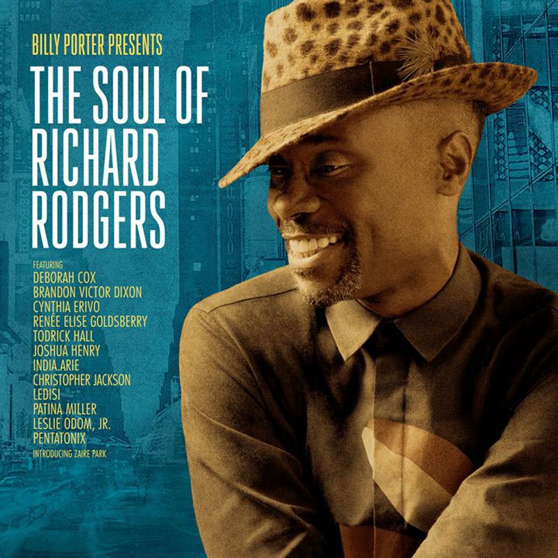 Cover of Billy Porter album
