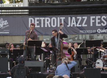 Reunion-Themed Lineup Announced for Detroit Jazz Festival