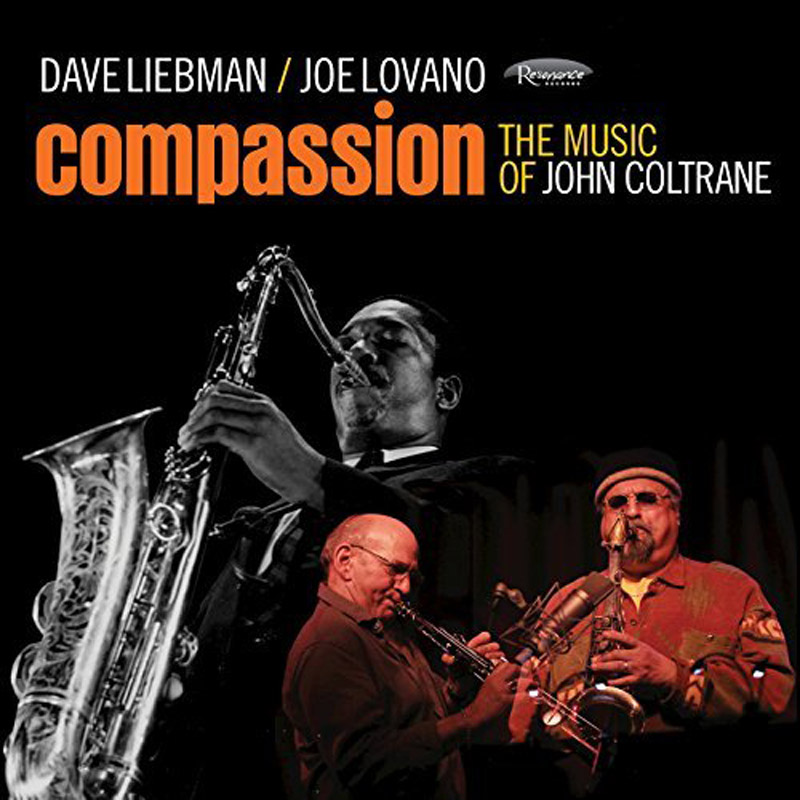 Cover of album by Dave Liebman and Joe Lovano