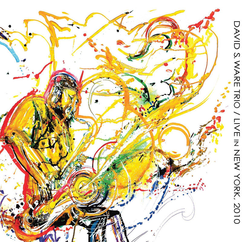 Cover of David S. Ware album