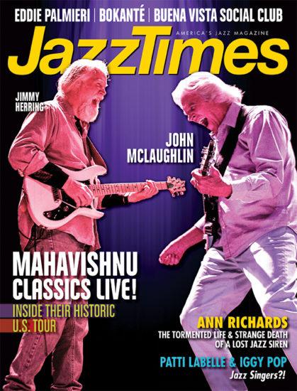Cover of September 2017 issue of JazzTimes