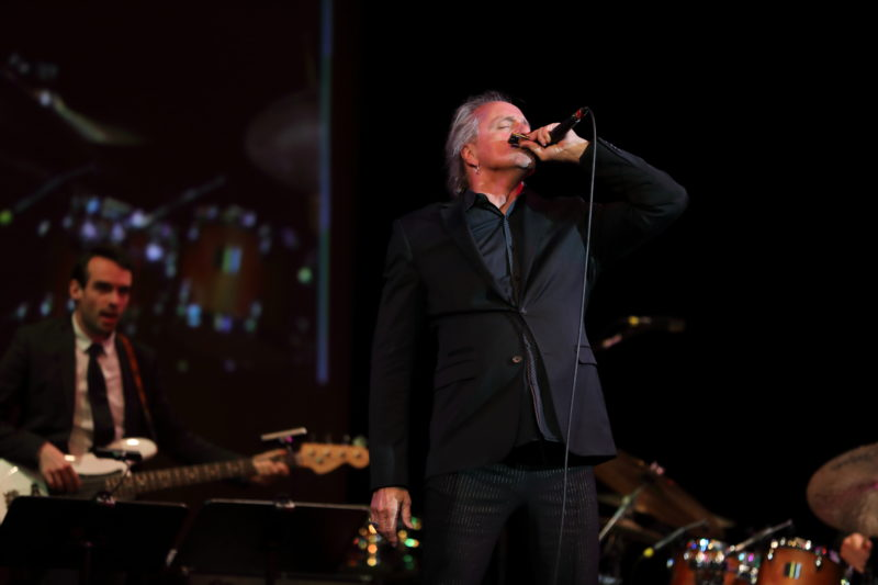 James Montgomery performing at Fred Taylor Scholarship benefit concert at Berklee Performance Center (photo by Kofi Poku)