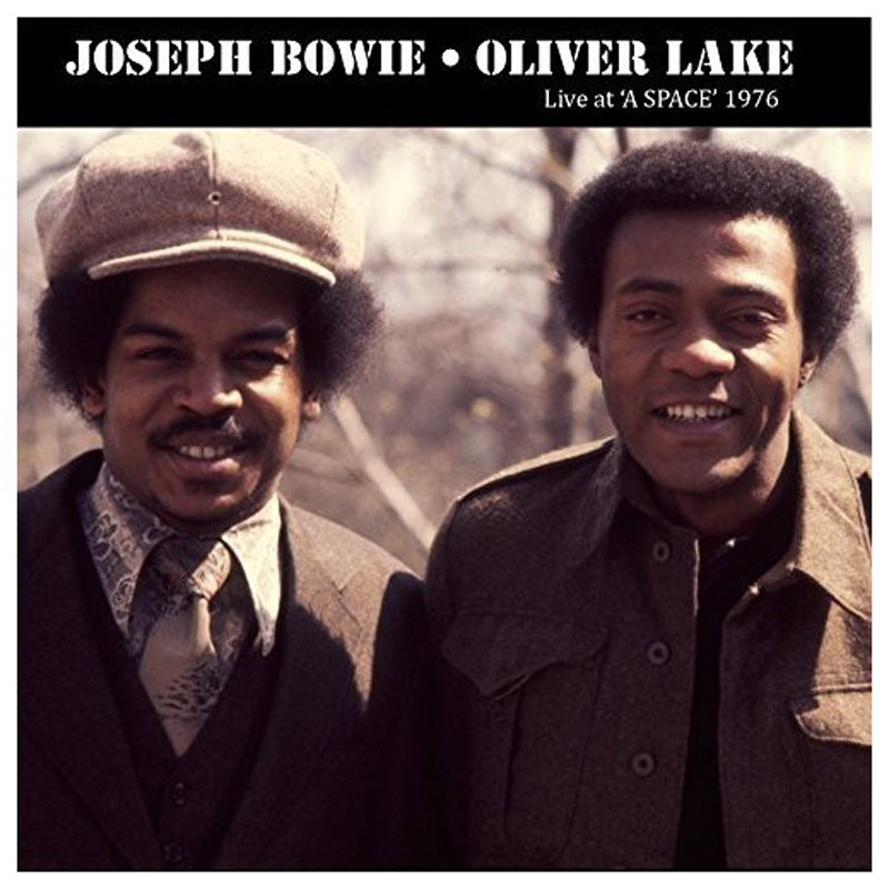 cover of Oliver Lake album
