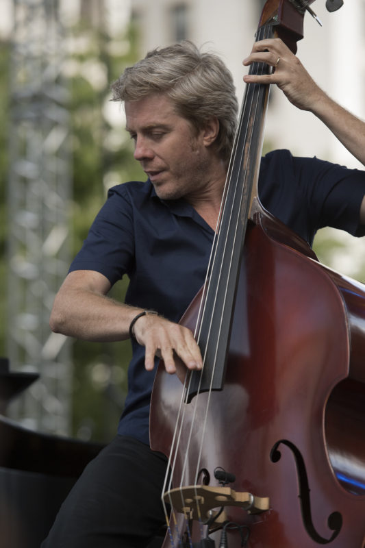 Kyle Eastwood at the 2017 Detroit Jazz Festival
