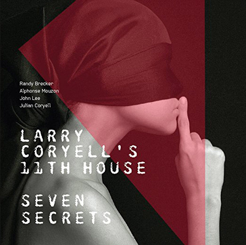 Cover of Larry Coryell & 11th House album