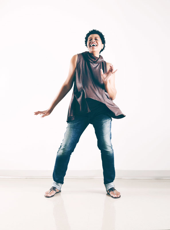 Photo of Lisa Fischer