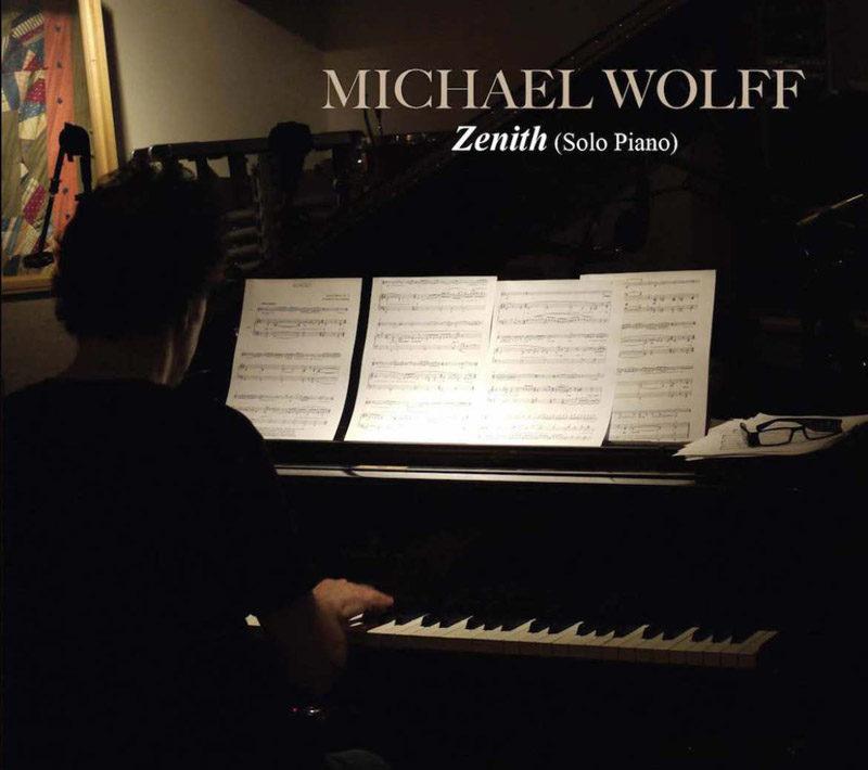 Cover of Zenith album