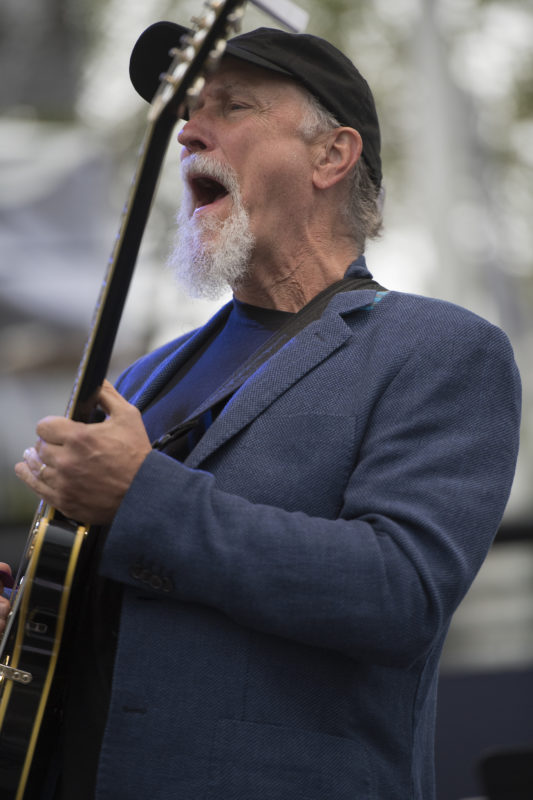 John Scofield performs in Hudson at the 2017 Detroit Jazz Festival