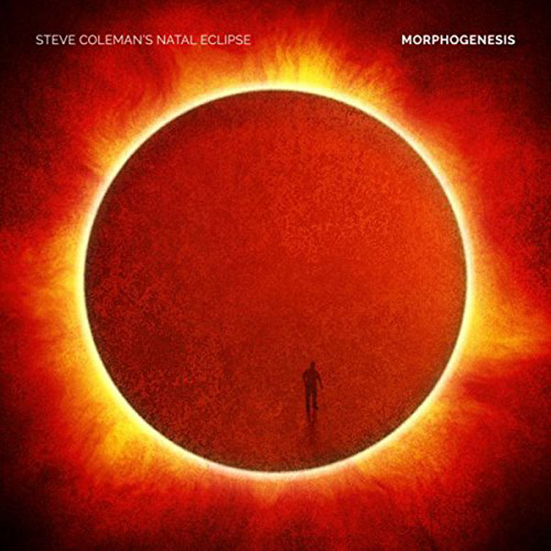 Cover of Steve Coleman's Natal Eclipse: Morphogenesis album