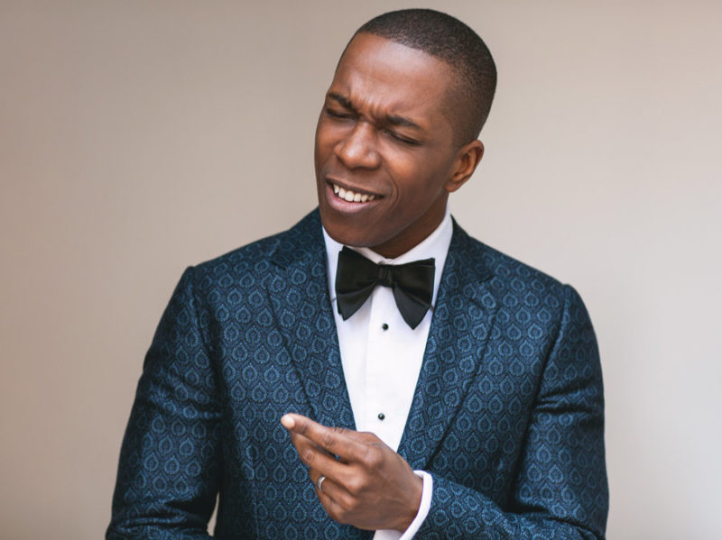 Photo of Leslie Odom, Jr.