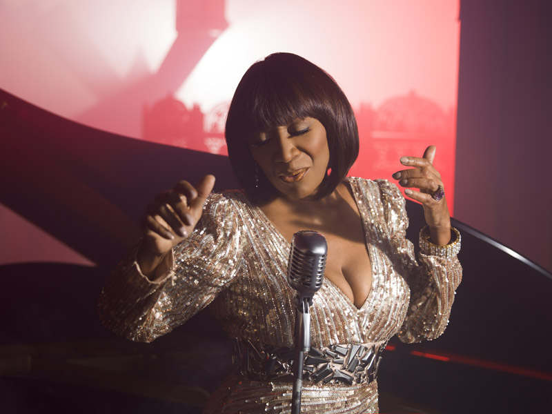 labelle dating Young at heart patti labelle believes that age is just a number when it comes to her dating life, and she's proving it by landing a man 30 years her junior.
