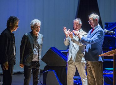 Eastman School of Music Awards Honorary Doctorates to Chick Corea and Steve Gadd