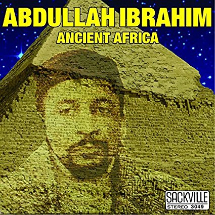 Cover of Ancient Africa album by Abdullah Ibrahim