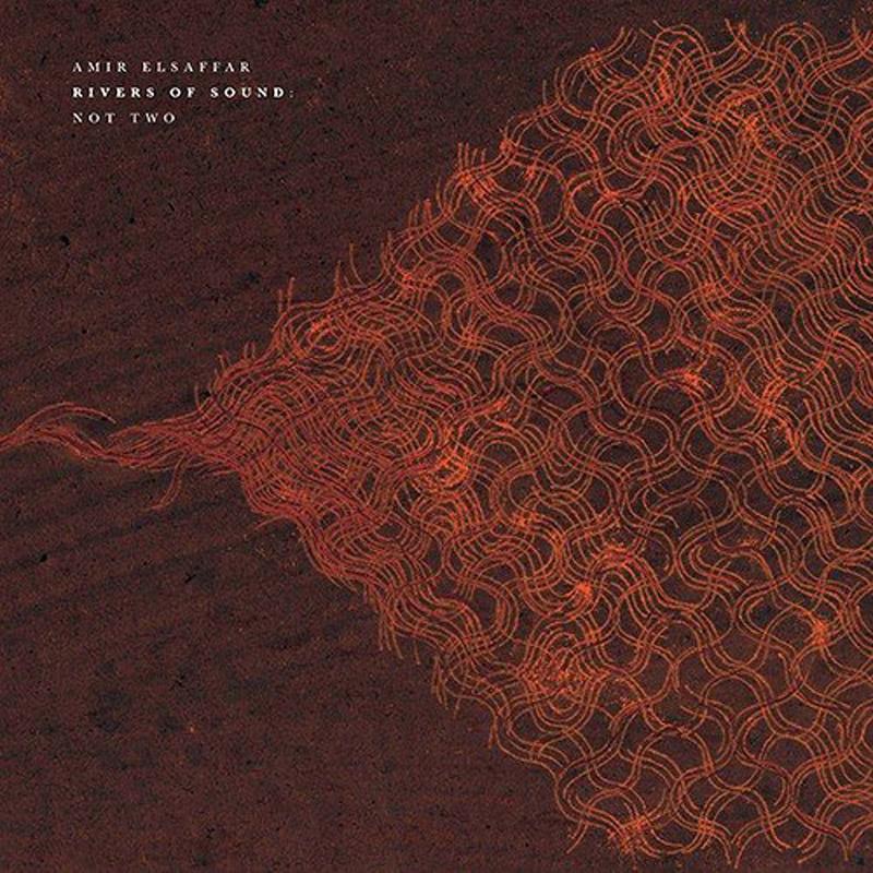 """Cover of Amir ElSaffar album """"Not Two"""""""