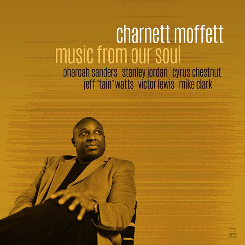 """Cover of Charnett Moffett album """"Music From Our Soul"""""""