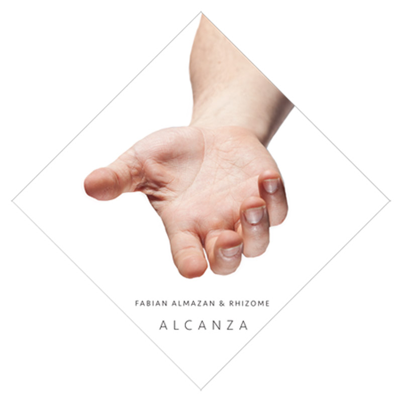 "Cover of Fabian Almazan album ""Alcanza"""