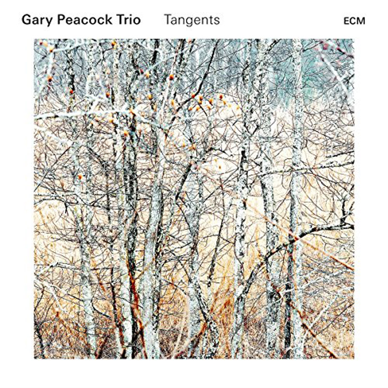 "Cover of Gary Peacock Trio album ""Tangents"""