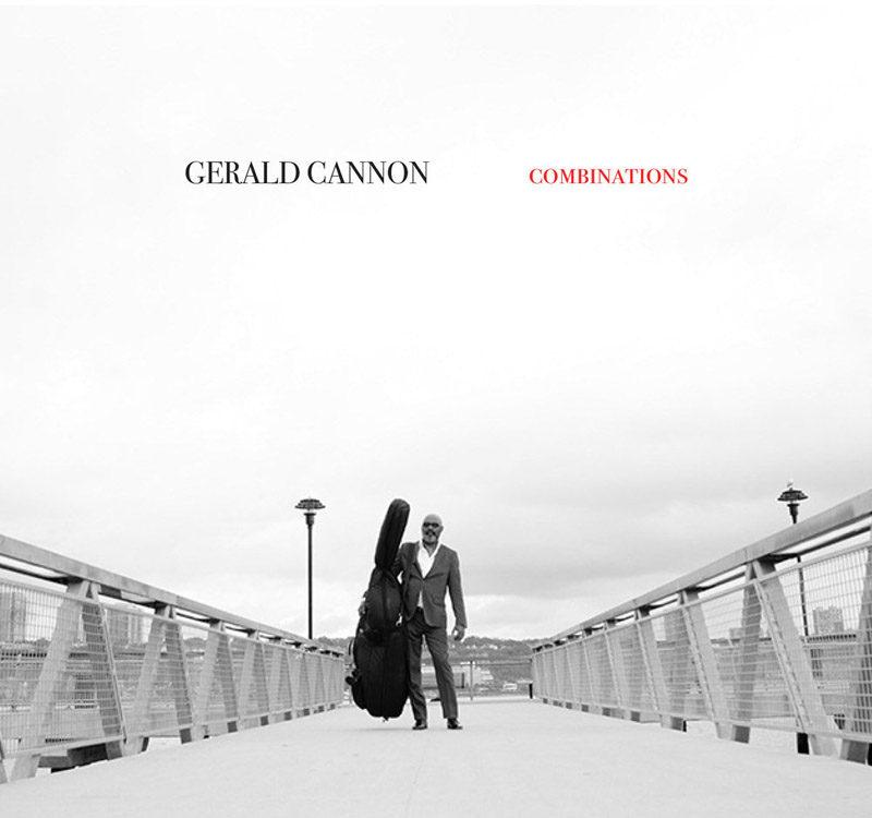 Cover of Gerald Cannon album Combinations