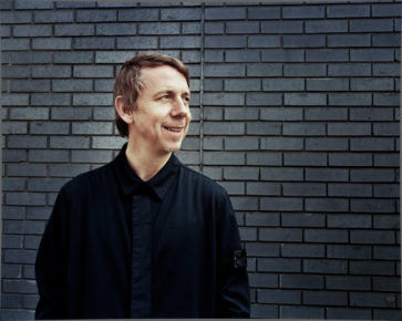 Photo of Gilles Peterson