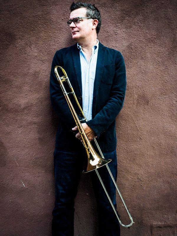Joe Fiedler (photo by Peter Gannushkin/downtownmusic.net)