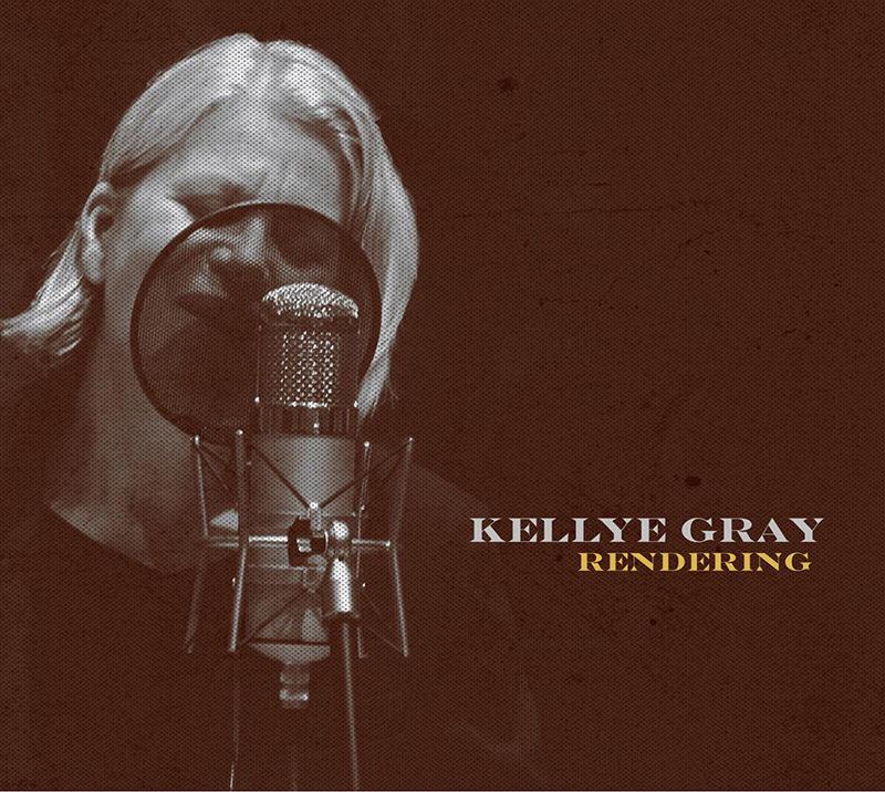 "Cover of Kellye Gray album ""Rendering"""