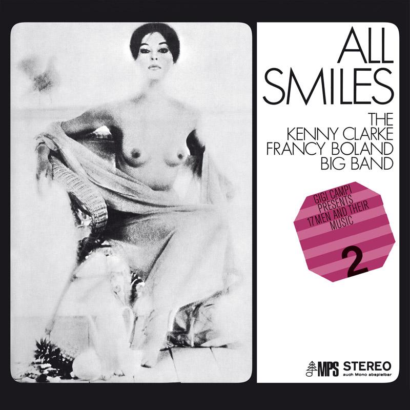 Cover of Kenny Clarke/Francy Boland Big Band album