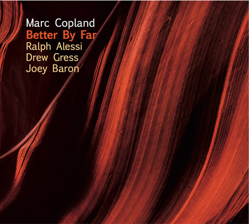 Cover of Marc Copland album Better By Far