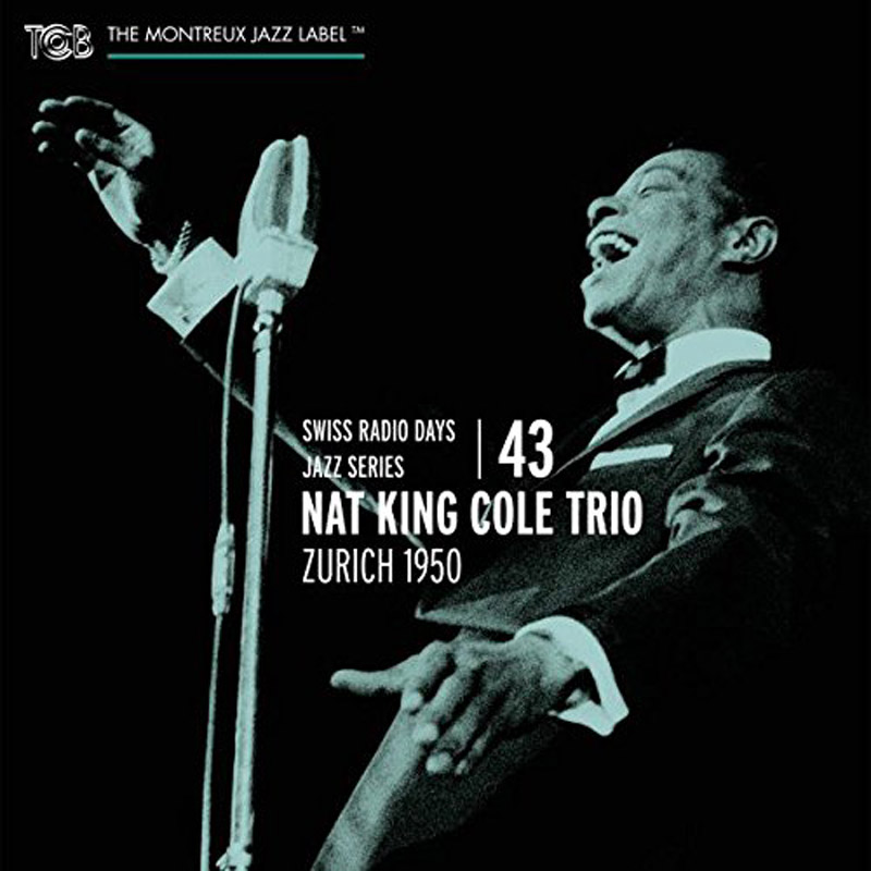 Cover of Nat King Cole album Zurich 1950