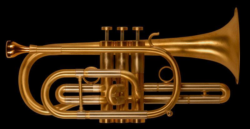 Photo of cornet