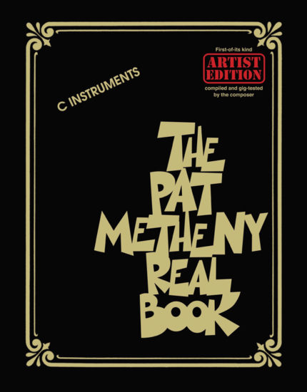 Photo of Pat Metheny Real Book