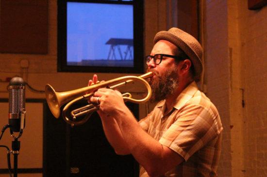 Photo of Kirk Knuffke