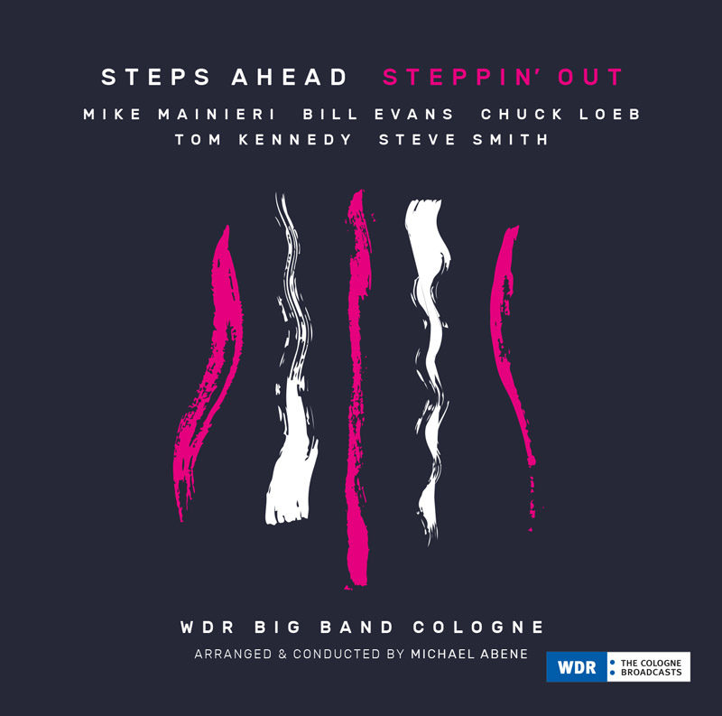 Cover of Steps Ahead album