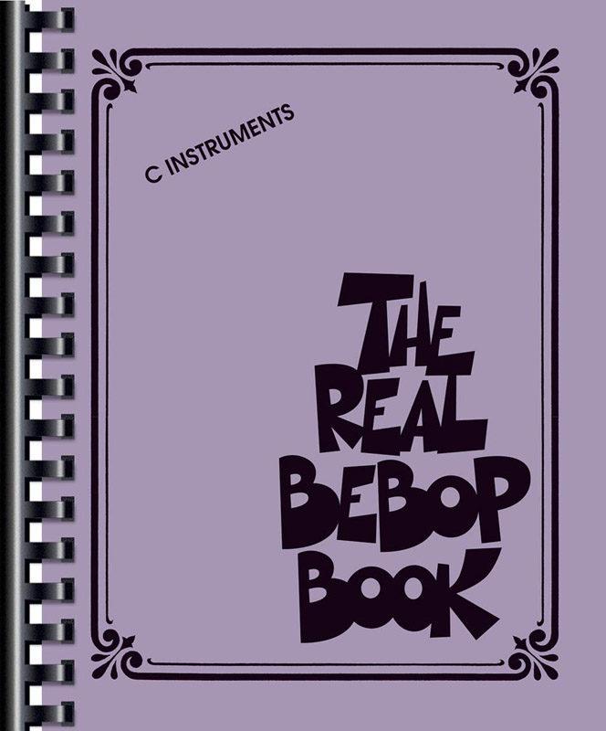 Photo of Bebop Real Book