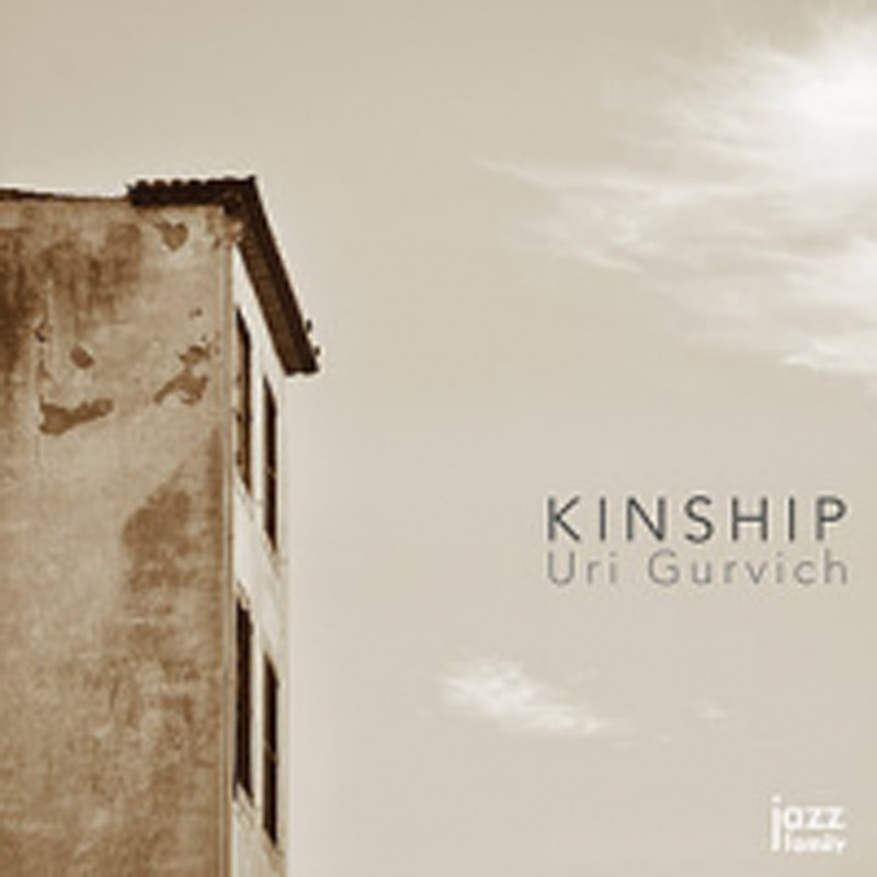 "Cover of Uri Gurvich album ""Kinship"""