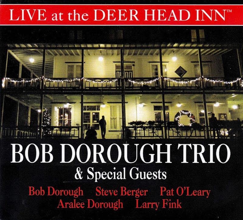 Cover of Bob Dorough album Live at the Deer Head Inn
