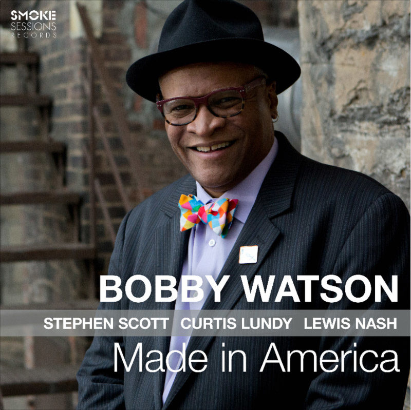 Cover of Bobby Watson album Made in America