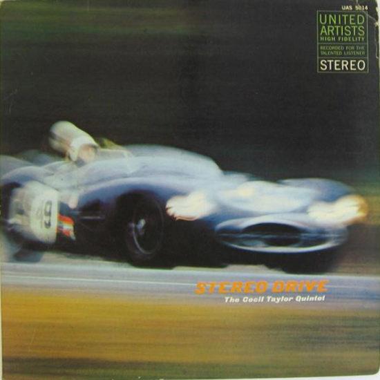 Photo of Cecil Taylor album Stereo Drive