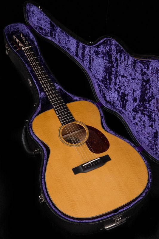 Photo of Julian Lage Collings Guitar
