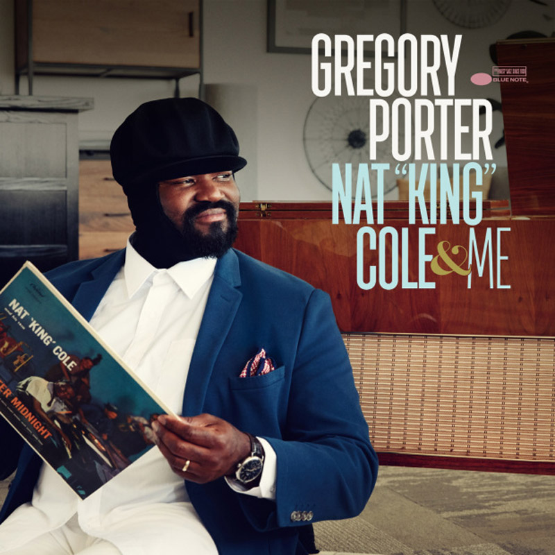 Cover of Gregory Porter album Nat King Cole & Me