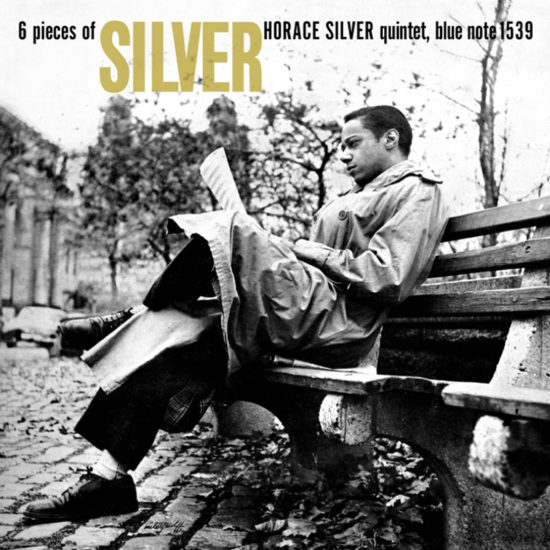 Cover of Horace Silver album 6 Pieces of Silver