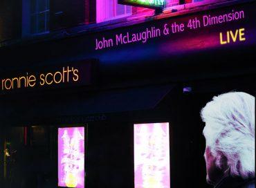 John McLaughlin & the 4th Dimension: Live @ Ronnie Scott's (Abstract Logix)