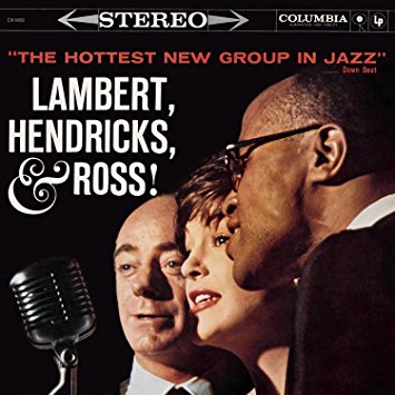 Cover of Lambert, Hendricks & Ross album