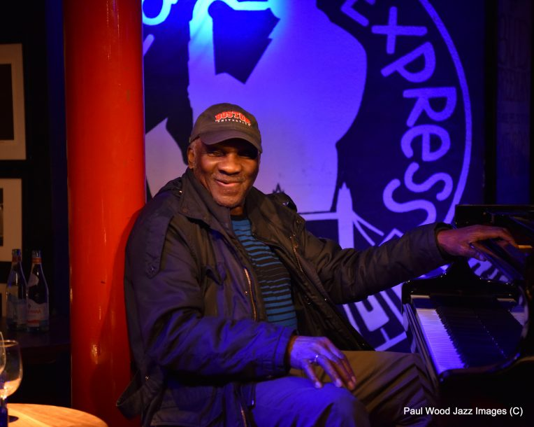Harold Mabern in performance at the 2017 London Jazz Festival