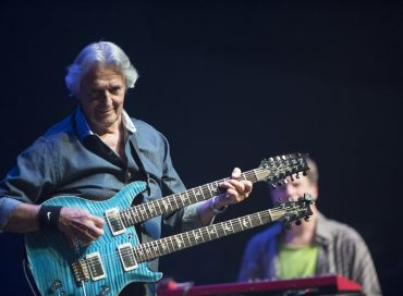 John McLaughlin's Custom PRS Double-Neck Guitar Is Up for Auction