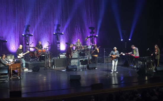 "John McLaughlin and ""Meeting of the Spirits"" at the UB Center for the Arts in Buffalo"