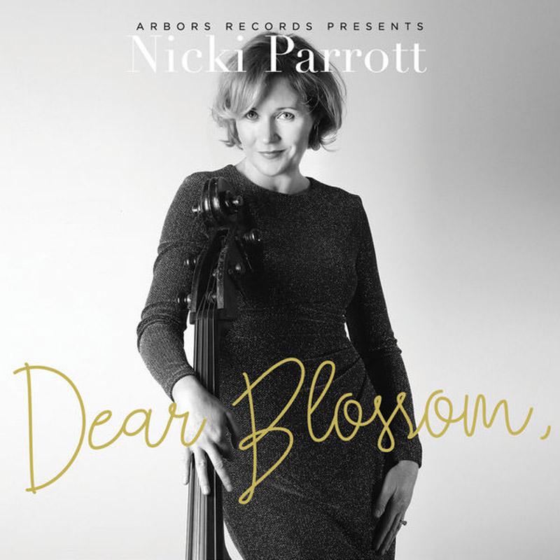 Cover of Nicki Parrott album Dear Blossom