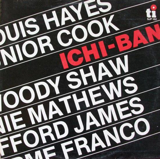 Cover of Louis Hayes/Junior Cook album Ichi-Ban