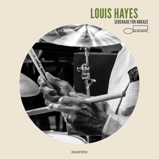 Cover of Louis Hayes album Serenade for Horace